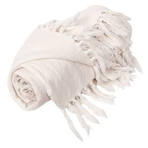 Image of Throw/blankett Lin natural