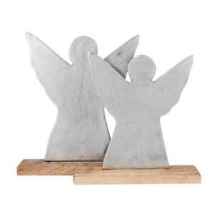 Bilde av Sølv engel large